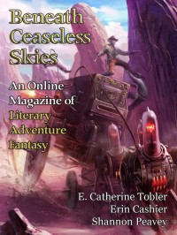 Beneath Ceaseless Skies Issue #172 – Special Weird Western Issue cover - click to view full size
