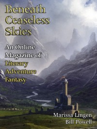 Beneath Ceaseless Skies Issue #173 cover - click to view full size