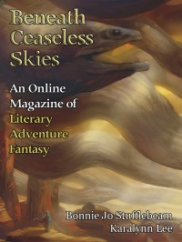Beneath Ceaseless Skies Issue #176 cover - click to view full size
