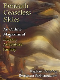 Beneath Ceaseless Skies Issue #178 cover - click to view full size