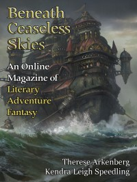 Beneath Ceaseless Skies Issue #179 cover - click to view full size