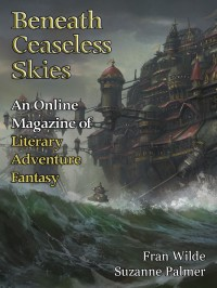 Beneath Ceaseless Skies Issue #181 cover - click to view full size