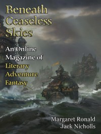 Beneath Ceaseless Skies Issue #182 cover - click to view full size