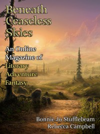 Beneath Ceaseless Skies Issue #184 cover - click to view full size