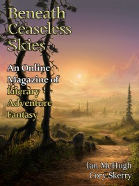 Beneath Ceaseless Skies Issue #185 cover - click to view full size