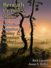 Beneath Ceaseless Skies Issue #187 cover - click to view full size