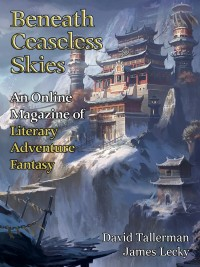 Beneath Ceaseless Skies Issue #189 cover - click to view full size