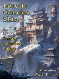 Beneath Ceaseless Skies Issue #190 cover - click to view full size