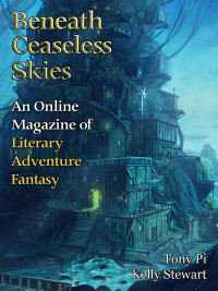 Beneath Ceaseless Skies Issue #197 cover - click to view full size