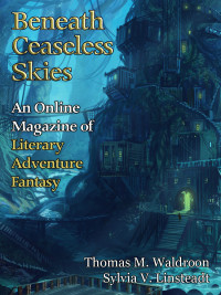 Beneath Ceaseless Skies Issue #198 cover - click to view full size