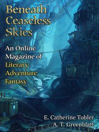 Beneath Ceaseless Skies Issue #199 cover - click to view full size