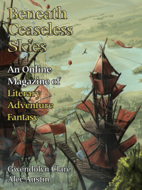 Beneath Ceaseless Skies Issue #201 cover - click to view full size