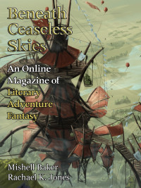 Beneath Ceaseless Skies Issue #203 cover - click to view full size