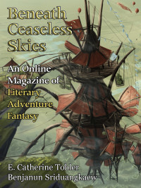 Beneath Ceaseless Skies Issue #204 cover - click to view full size