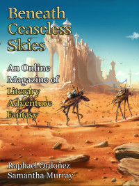 Beneath Ceaseless Skies Issue #205 cover - click to view full size