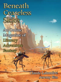 Beneath Ceaseless Skies Issue #206 cover - click to view full size