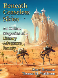Beneath Ceaseless Skies Issue #207 cover - click to view full size