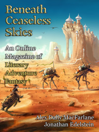 Beneath Ceaseless Skies Issue #208 cover - click to view full size
