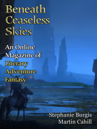 Beneath Ceaseless Skies Issue #210 cover - click to view full size