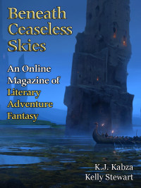 Beneath Ceaseless Skies Issue #211 cover - click to view full size