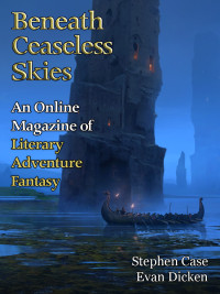 Beneath Ceaseless Skies Issue #212 cover - click to view full size