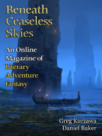Beneath Ceaseless Skies Issue #213 cover - click to view full size