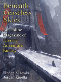 Beneath Ceaseless Skies Issue #215 cover - click to view full size