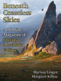 Beneath Ceaseless Skies Issue #218 cover - click to view full size