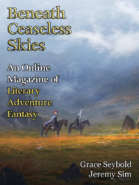Beneath Ceaseless Skies Issue #219 cover - click to view full size