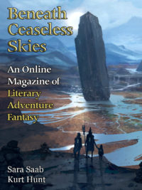 Beneath Ceaseless Skies Issue #220 cover - click to view full size