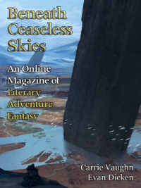 Beneath Ceaseless Skies Issue #223 cover - click to view full size