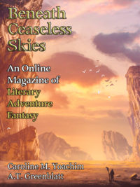 Beneath Ceaseless Skies Issue #225 cover - click to view full size
