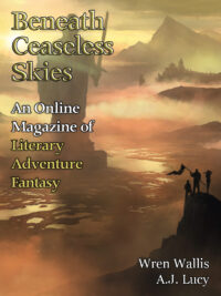 Beneath Ceaseless Skies Issue #227 cover - click to view full size
