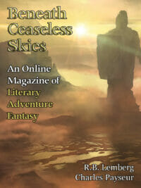 Beneath Ceaseless Skies Issue #230 cover - click to view full size