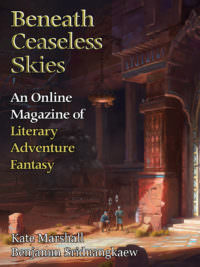 Beneath Ceaseless Skies Issue #232 cover - click to view full size