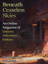Beneath Ceaseless Skies Issue #233 cover - click to view full size