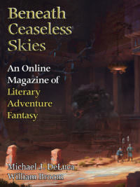 Beneath Ceaseless Skies Issue #234 cover - click to view full size