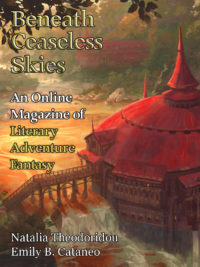 Beneath Ceaseless Skies Issue #236 cover - click to view full size