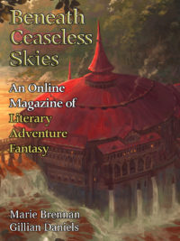 Beneath Ceaseless Skies Issue #238 cover - click to view full size