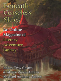 Beneath Ceaseless Skies Issue #239 cover - click to view full size