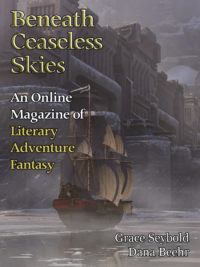 Beneath Ceaseless Skies Issue #241 cover - click to view full size