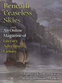 Beneath Ceaseless Skies Issue #242 cover - click to view full size