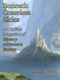 Beneath Ceaseless Skies Issue #247 cover - click to view full size