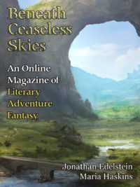 Beneath Ceaseless Skies Issue #251 cover - click to view full size