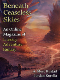 Beneath Ceaseless Skies Issue #254 cover - click to view full size