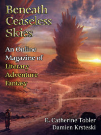 Beneath Ceaseless Skies Issue #255 cover - click to view full size