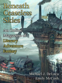 Beneath Ceaseless Skies Issue #266 cover - click to view full size