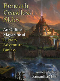 Beneath Ceaseless Skies Issue #271 cover - click to view full size
