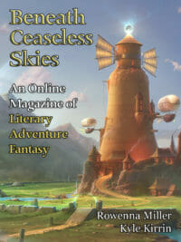 Beneath Ceaseless Skies Issue #292 cover - click to view full size