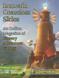 Beneath Ceaseless Skies Issue #293 cover - click to view full size